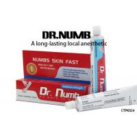 External use topical tattoo anesthetic cream dr numb for Numbing cream for tattoos over the counter