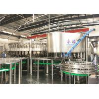Wholesale Carbonated Beverage Drink Making Csd Filling Line Soda Water Bottling Machine from china suppliers