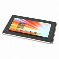 """Wholesale 7"""" 1,800mAh Tablet PC, Android 4.0 OS/Capacitive Screen/A10 Cortex/A8 1.5GHz CPU, Metal Housing from china suppliers"""