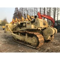 Buy cheap Original Paint Used Crawler Bulldozer D7G CAT Winch CAT 3306T Engine from wholesalers