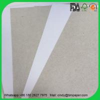 China Guangzhou Top Supplier Coated C1S Grey Back Duplex Board 450gsm on sale