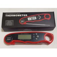 Buy cheap 3 Seconds Fast Read Digital Food Thermometer With Large LCD Backlight from wholesalers