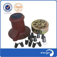 China multi strand post tension anchor for prestressing beams on sale