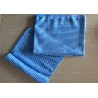 China High Weight 350GSM lint free microfiber towels , Super Absorbent microfiber auto cloths on sale