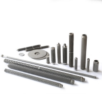 Wholesale Sintered 10-40 Inch SS316 Candle Filter Element from china suppliers