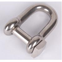 Wholesale Dee Shackle with head pin from china suppliers