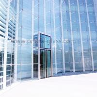 Buy cheap Dupont SentryGlas interlayer laminated glass for curtain walls from Wholesalers