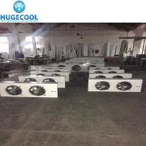 China Unit Cooler Evaporator With Hydrophilic aluminum foil on sale