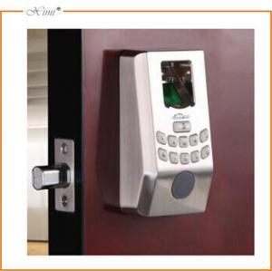 China ZKteco HL100 Fingerprint RFID Door Lock Access Control Door Lock System on sale