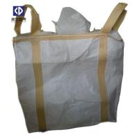 Wholesale Aluminium Ore Packaging Jumbo Bulk Bags 1000KG 1500KG Virgin Polypropylene White Color from china suppliers