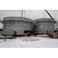Wholesale Glass Fused To Steel Liquid Storage Tanks ISO Approved Easy Maintenance from china suppliers