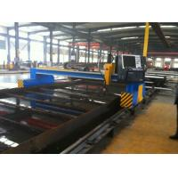 Wholesale High Speed 50HZ Strip CNC Plasma Cutting Machine for Steel , 4000mm Track Gauge from china suppliers
