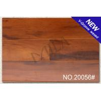 China Sandal Wood Laminated Flooring With Matt Glossy Surface,Cheap Cost,Best Delivery on sale