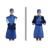 China Low Radiation Lead Apron For Dental X Rays Nuclear Radiation Protective on sale