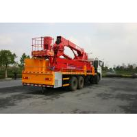 Buy cheap 6x4 18M Dongfeng Bucket Bridge Inspection Equipment For Bridge Detection from Wholesalers