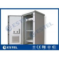 China 19'' Rack Outdoor Telecom Cabinet High Integration Air Conditioner Cooling System on sale