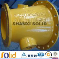 Wholesale ductile iron pipe fitting eccentric reducer from china suppliers