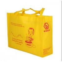 Wholesale Breathable Colored Non Woven Fabric Bags , Custom Non Woven Tote Bags from china suppliers