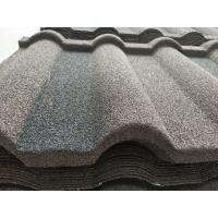Wholesale Colorful Stone Coated galvalume roofing sheet shingles tile for Nigeria / Philippines / Africa from china suppliers