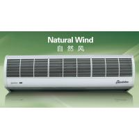 Natural Wind Compact Air Curtain , Cross Flow Type Airflow Air Cutter For Door