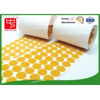 Nylon Material Sticky Adhesive Hook and Loop Dots various color for any application