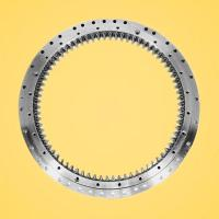 Wholesale China Rothe Erde ball slewing bearing manufacturer, slewing ring used on crane from china suppliers