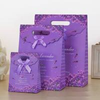 Wholesale Custom Printed Paper Gift Bags With Velcro Closure from china suppliers
