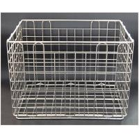 Wholesale Washing and Degreasing Wire Basket ,Wash Basket, Cleaning Basket, Sterilization Mesh Tray, Ire Sterilization Baskets from china suppliers