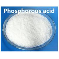 Wholesale CAS No 13598 36 2 Phosphorous Acid Crystalline Solid Granule Powder ISO 9001 from china suppliers