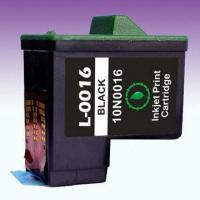 Wholesale Remanufactured Lexmark Ink Cartridge 10N0016, Suitable for inkjet Printer from china suppliers