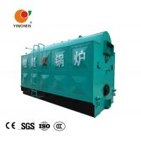 Wholesale Low Pressure Wood Pellet Steam Boiler For Textile Industry 0.7 -2.5 Mpa from china suppliers