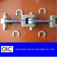 Buy cheap Scraper Chain , Drop Forged Rivetless Chain , Forged Chain from Wholesalers