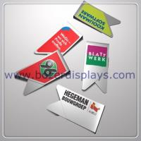 Wholesale Metal Paper Clip, Comes in Standard Styles with Printed Logo from china suppliers