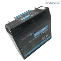 Wholesale Ebike Rechargeable Li Polymer Battery Deep Cycle 4S4P IFR32700 12V 24Ah 20hr from china suppliers