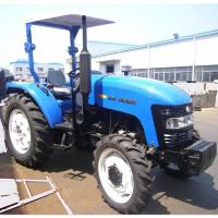 Wholesale New 80 hp 4wd Wheel Tractor JM804 Four Wheel Drive Tractor with Canopy from china suppliers