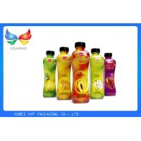 Wholesale PET Printed Heat Shrink Drink Bottle Labels Heat Sensitive For Beverage Sleeves from china suppliers