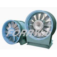 Axial Fans For Tunnels : Tvf series axial fan blower for tunnel metro ventilation