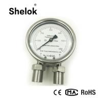 Wholesale China High Quality With Good Price Manometer Oil Pressure Gauges from china suppliers