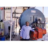 Wholesale 500 Bhp Oil Steam Boiler Lpg Fired Steam Generator For Feed Mill from china suppliers