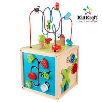 Wholesale Happy Sea horse Colorful beads wooden Rack-education toy from china suppliers