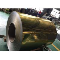 Wholesale 1100 Alloy Polished Aluminum Sheet  Rich Color For Decoration Materials Used from china suppliers