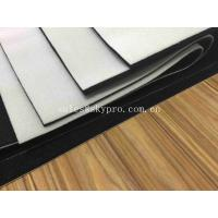 China 3.5mm Thickness Neoprene Fabric Roll with One Side Velcro Hook Loop and One Side Didital Print on sale