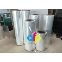 Wholesale 75 Gauge Clear Polyolefin Shrink Film Rolls 200mm - 1600mm Roll Widht from china suppliers
