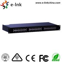 Wholesale 24 Ports 10 / 100 / 1000M Ethernet POE Switch , Power Over Ethernet Switch LNK-SPD2400G from china suppliers