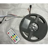 Wholesale Plug Play Built-in Control Digital SPI Dream Color LED Strip IR remote control 63 effects from china suppliers