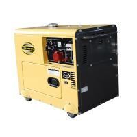 Wholesale Three Phase 6 Kva Small Portable Diesel Generators CE ISO Certification from china suppliers