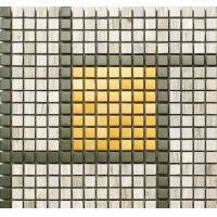 SM05 Stainless Steel Tile Stones Pattern