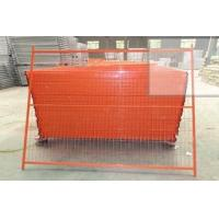 Wholesale Welded Temporary Fence Orange,Yellow from china suppliers