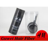 Wholesale Natural Plant Fiber Keratin Hair Building Fibers 3g / 12g Bottle from china suppliers