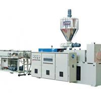 Expanded Polyethylene Foam Plastic Pipe Extrusion Line With 10 - 60 mm for sale